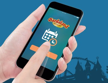 Gardaland Park - Divertimento in Sicurezza - App Qoda